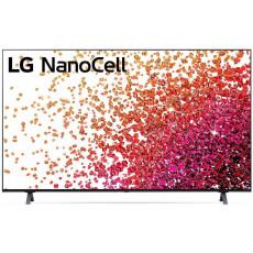 """Телевизор NanoCell 50 """" LG 50NANO756PA, Black"""