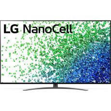 """Телевизор NanoCell 55 """" LG 50NANO816PA, Black"""