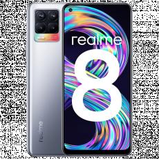 Smartphone Realme 8 (6 GB/128 GB) Silver