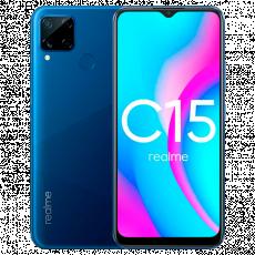 Smartphone Realme C15 (4 GB/128 GB) Blue