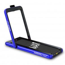 Banda de alergat Marshall Mf129BL pliabilă electrică cu telecomandă și difuzor. Conexiune Bluetooth