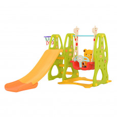 Hobby Tree HBS18033  Complex de joacă cu masuta, Verde