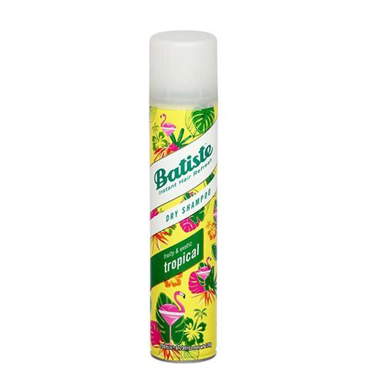 Sampon uscat Batiste Tropical, 200 ml