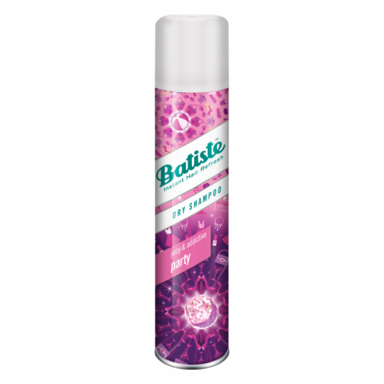 Sampon uscat Batiste Party, 200 ml