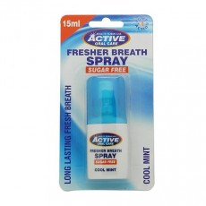Spray pentru gura Active Active Cool Mint, 15 ml