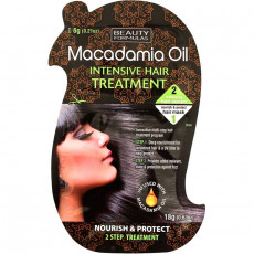 Tratamente si masti de par Simply Essentials Macadamia Oil, 24 ml