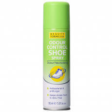 Antiperspirant pentru picioare Beauty Formulas Shoe Odour Control Spray, 150 ml