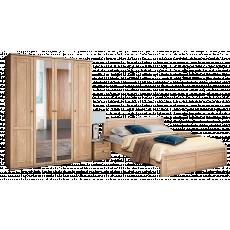 Set dormitor Mobi Marco, Дуб сонома