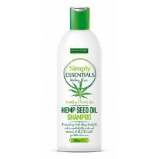Sampon Simply Essentials Mellor Russell Hemp Seed Oil, 400 ml