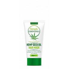 Tratamente si masti de par Simply Essentials HEMP SEED OIL, 150 ml