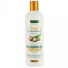 Balsam de par Simply Essentials Macadamia Oil, 400 ml