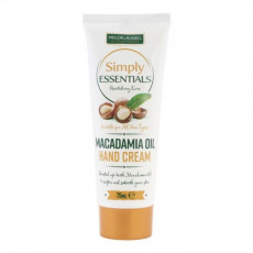 Крем для рук Simply Essentials  Macadamia Oil, 75 ml