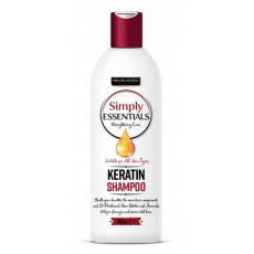 Sampon Simply Essentials Keratin Care, 400 ml