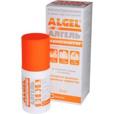 Antiperspirant Algel Maximum cu actiune de lunga durata, 50 ml