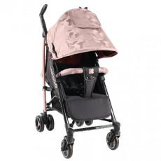 Cărucior pentu plimbare Kikka Boo Kingsy, Pink 2020