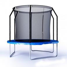 Trambulina Essa Toys ESSA Батут Ø182см / h208см (без лестницы), Черный/ Синий