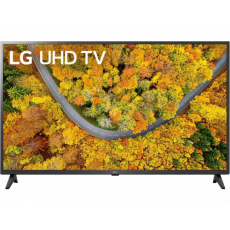 """Телевизор LED 43 """" LG 43UP75006LF, Black"""