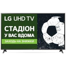 """Телевизор LED 50 """" LG 50UP75006LF, Black"""