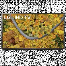 """Телевизор LED 50 """" LG 50UP76006LC, Black"""