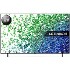 """Телевизор NanoCell 50 """" LG 50NANO806PA, Black"""