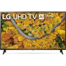 """Телевизор LED 55 """" LG 55UP75006LF, Black"""
