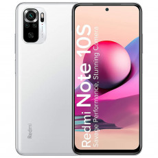 Smartphone Xiaomi Redmi Note 10 S (6 GB/128 GB) White