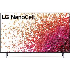 """Телевизор NanoCell 43 """" LG 43NANO756PA, Black"""