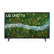 """Телевизор LED 43 """" LG 43UP77006LB, Black"""