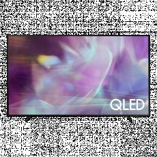 """Телевизор QLED 43 """" SAMSUNG QE43Q60AAUX, Black"""