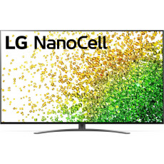 """Телевизор NanoCell 55 """" LG 55NANO866PA, Black"""
