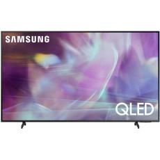 """Телевизор QLED 55 """" SAMSUNG QE55Q60AAUXUA, Black"""