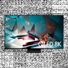 """Телевизор QLED 65 """" SAMSUNG QE65QN800AAUX, Black"""