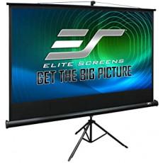 Ecran de proiectie Elite Screens Tripod Series Pull Up (T72UWH)