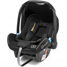 Scaun auto BabyGo Traveller Xp 0-13 kg, Black