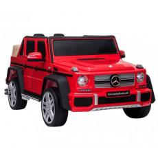 Mașină electrică Chipolino SUV Mercedes Maybach G650, Red