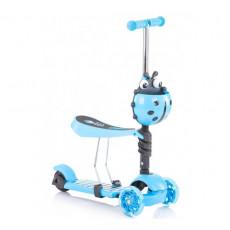 Scooter - bicicletă de echilibru Chipolino Kiddy Evo DSKIE0192BL, Голубой