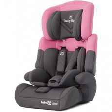 Scaun auto BabyTiger Mali BTFMALIPNK0000 9-36 кг, Pink