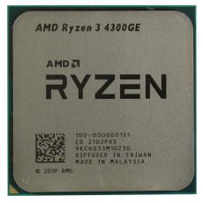 Procesor Ryzen 3 4300GE Tray (3.5 GHz-4.0 GHz/4 MB/AM4)