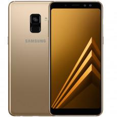 Smartphone SAMSUNG Galaxy A8+ (6 GB/64 GB) Gold