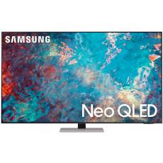 "Телевизор QLED 55 "" SAMSUNG QE55QN85AAUX, Silver"