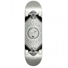 Skateboard PlayLife (Powerslide) Hardcore ( 880278), Silver