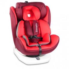 Scaun auto Lionelo Bastiaan ( 65x49x46 см ), Red