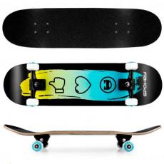 Skateboard Spokey Like (927056), Черный