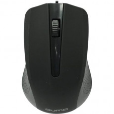Mouse Qumo M66, Black, USB