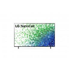 """Телевизор NanoCell 75 """" LG 75NANO806PA, Black"""