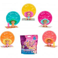 Mattel Barbie GTT12 Set de joaca Color Reveal Baby Dolls