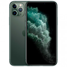 Smartphone APPLE iPhone 11 Pro (4 GB/256 GB) Midnight Green