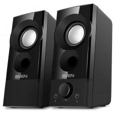 Boxe 2.0 Sven 357, 6 W, Black