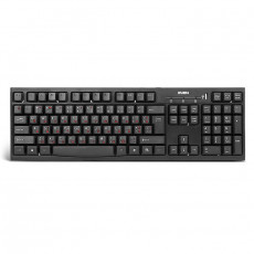 Tastatură Sven Standard 304 Black, USB