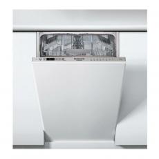 Maşina de spalat vase Hotpoint-Ariston HSIC3T127C, White